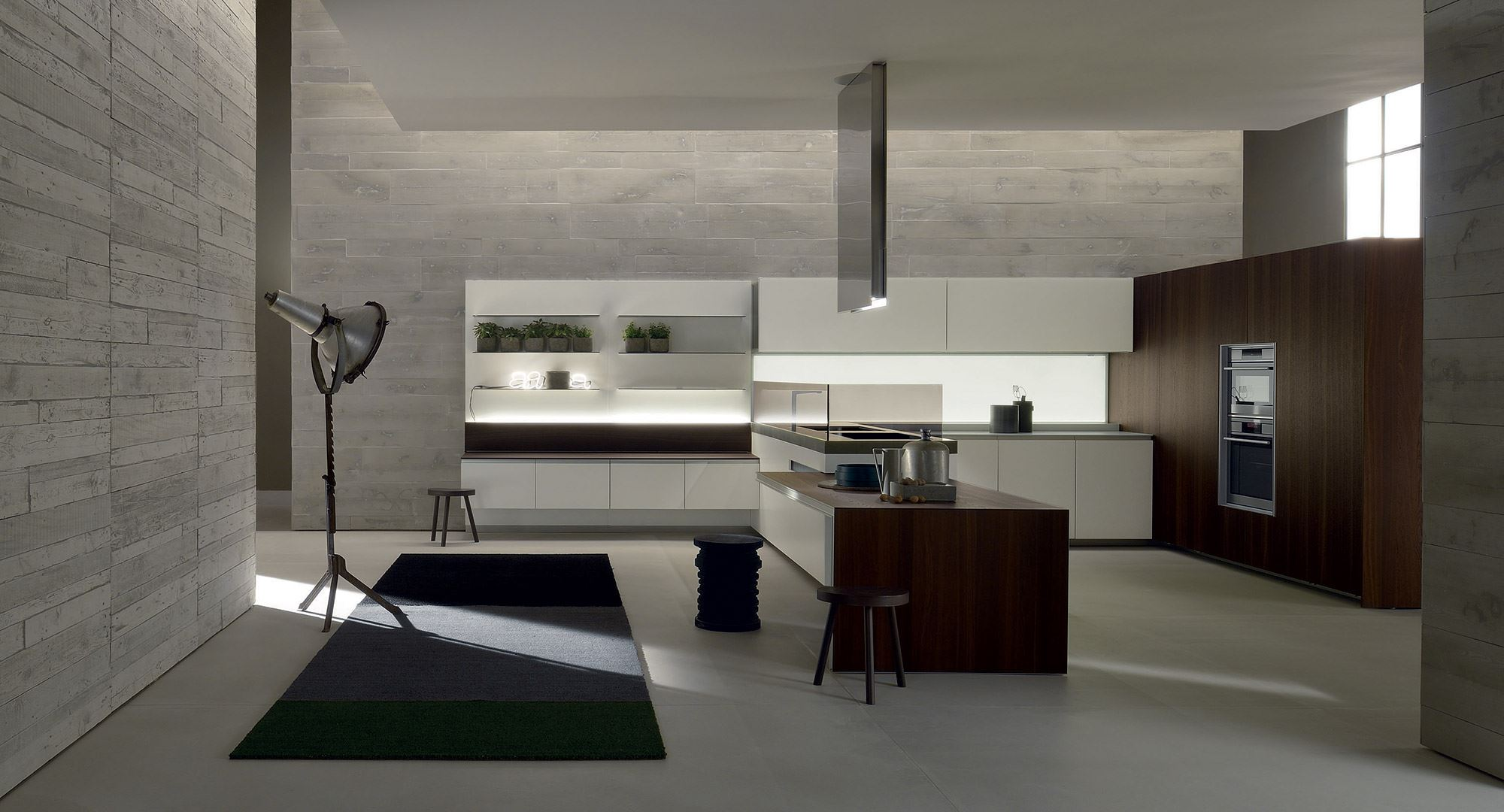 Cucine ernestomeda roma for Cucine italiane design moderne