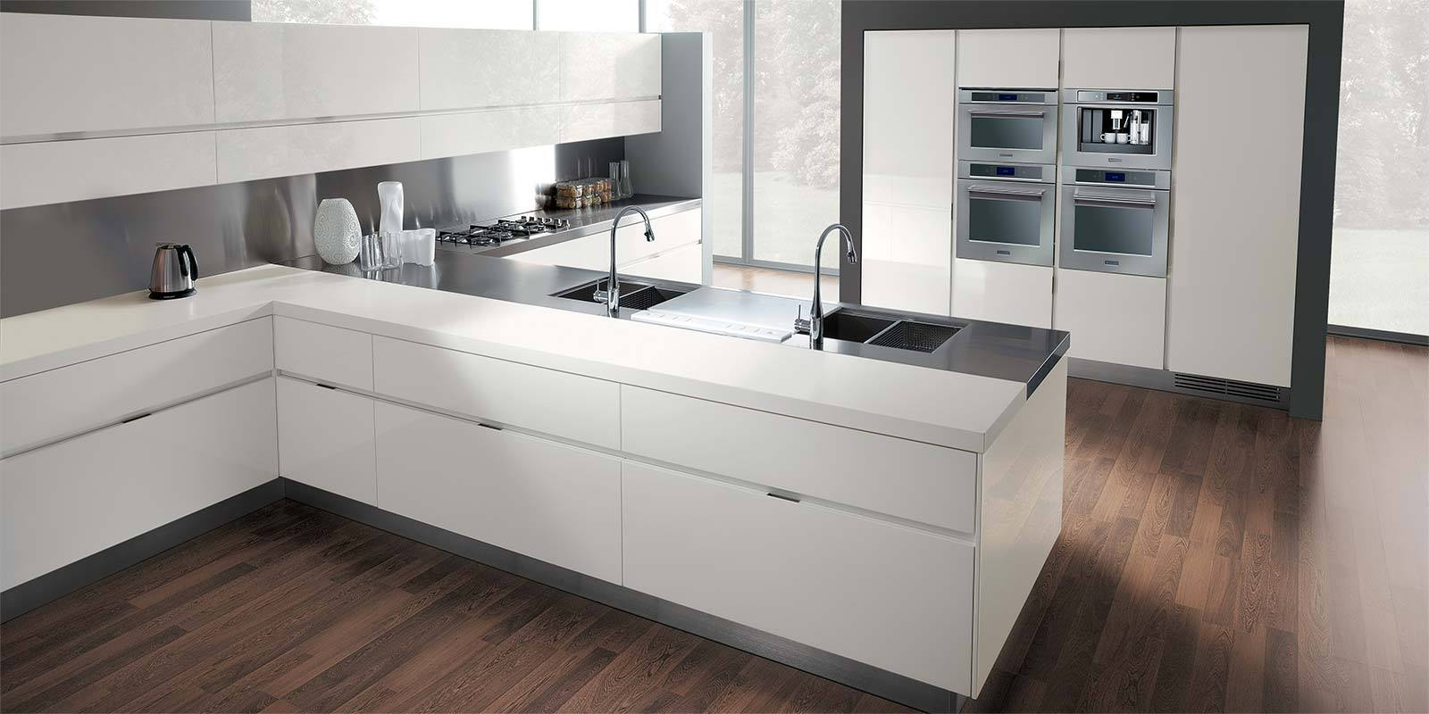 Cucine ernestomeda roma for Arredamento componibile