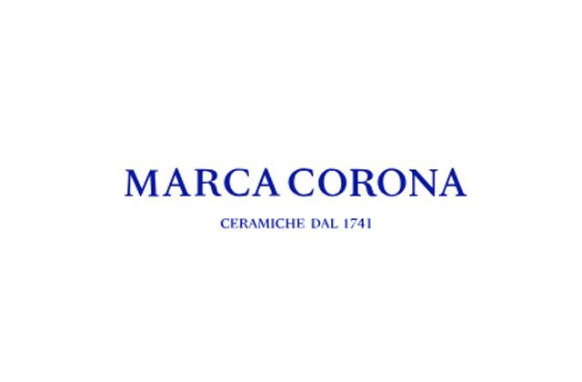 marca corona ceramiche
