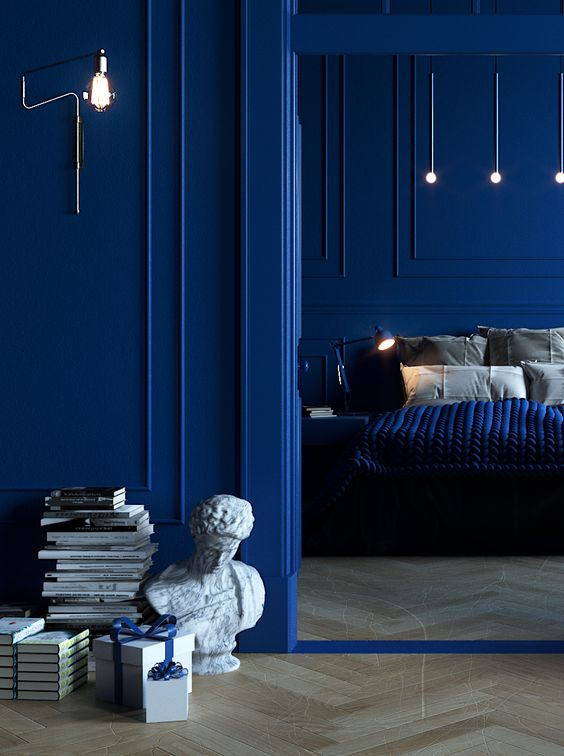 colori per l'interior design