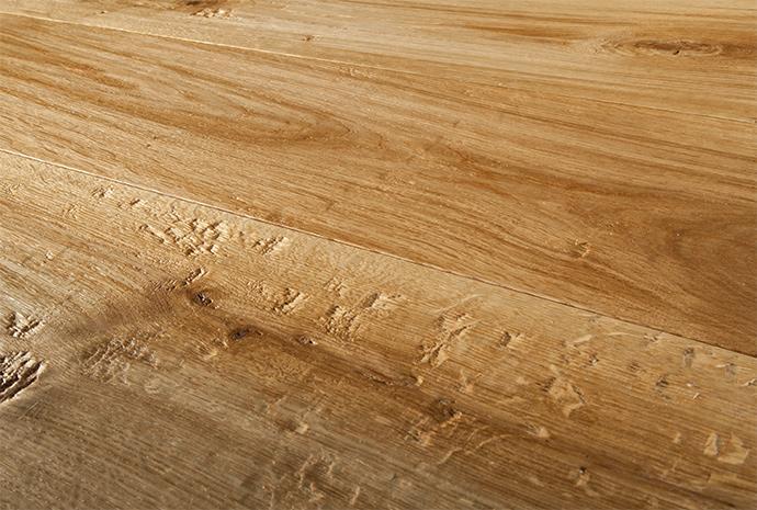 piallatura legno a mano